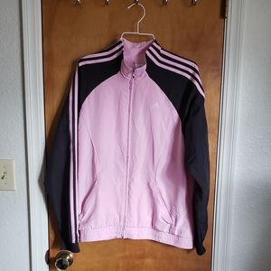NWOT Adidas windbreaker jacket